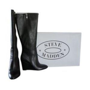 NWT Steve Madden Zinger Knee High Boots
